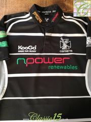 2006/07 Ospreys Home Rugby Shirt (XL)
