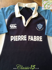 2006/07 Castres Olympique Home Rugby Shirt (L)