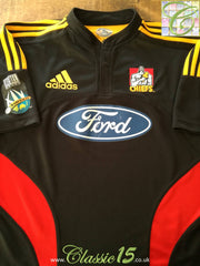2007/08 Chiefs Home Super 14 Rugby Shirt (M)