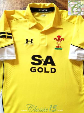 2008/09 Wales Away Rugby Shirt (S)