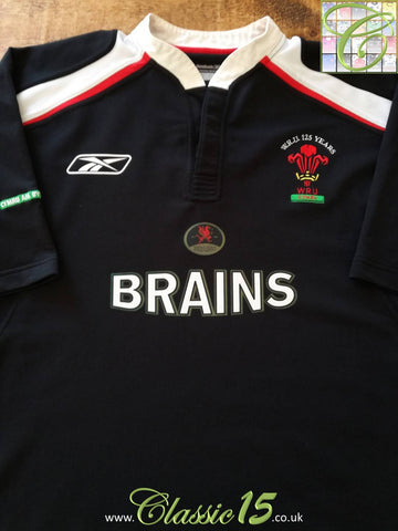 2006 Wales 125th Anniversary Pro-Fit Rugby Shirt (L)