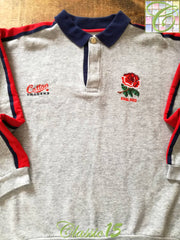 1992/93 England Rugby Training Jumper (L)