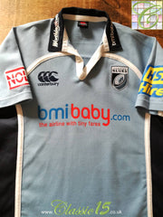 2006/07 Cardiff Blues Home Rugby Shirt. (S)
