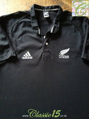1999/00 New Zealand Home Rugby Shirt (L)