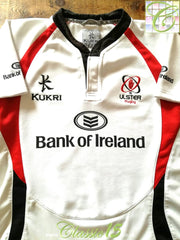 2008/09 Ulster Home Rugby Shirt (S)