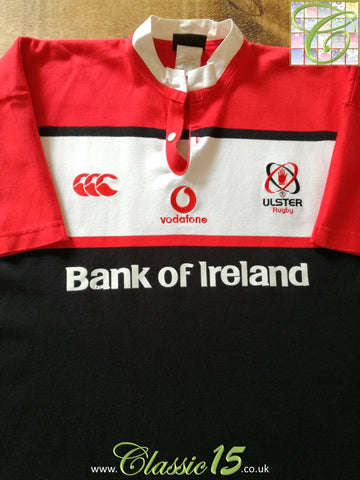 2004/05 Ulster Away Rugby Shirt (M)