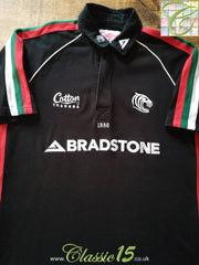 2004/05 Leicester Tigers 3rd Rugby Shirt (L)