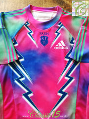 2008/09 Stade Français Paris Away Rugby Shirt (L)