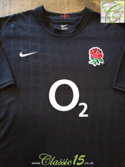 2011/12 England Away Pro-Fit Rugby Shirt (XXL)