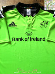 2014/15 Munster Away Rugby Shirt (XXXL)