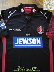 2011/12 Gloucester Away Rugby Shirt (L)