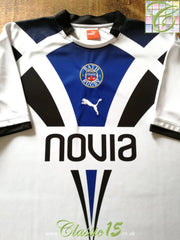 2012/13 Bath Away Rugby Shirt (XL)