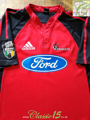 2006 Crusaders Home Super 14 Rugby Shirt (M)