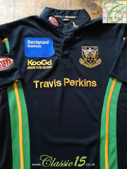 2005/06 Northampton Saints 3rd Rugby Shirt (M)