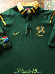 1999/00 South Africa Home Rugby Shirt (XL)