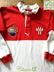 2002/03 Biarritz Olympique Home Rugby Shirt (M)