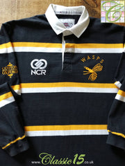 1996/97 London Wasps 3rd Rugby Shirt (XL)