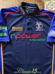 2006/07 Ospreys 3rd Rugby Shirt (XL)