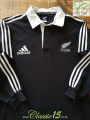 2000 New Zealand Home Rugby Sevens Shirt. (L)