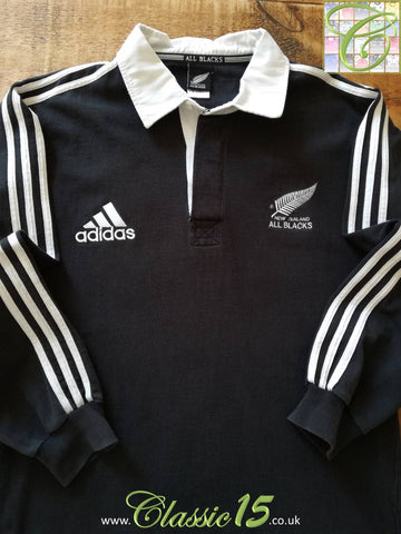 2000 New Zealand Home Rugby Sevens Shirt. (M)