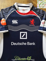2011/12 London Scottish Home Championship Rugby Shirt (L)