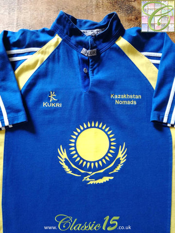 2006/07 Kazakhstan Home Rugby Shirt (XL)