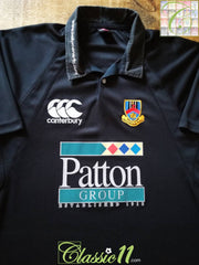 2010/11 Ballymena RFC Home Rugby Shirt (XL)
