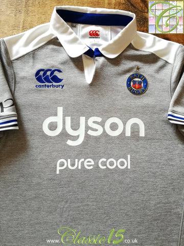 2016/17 Bath Away Rugby Shirt (L)