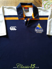2001 ACT Brumbies Away Rugby Shirt (XL)