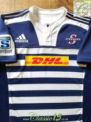 2011 Stormers Home Super Rugby Shirt (XXXL)