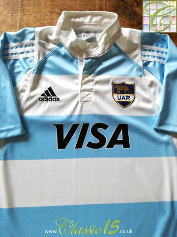 2004/05 Argentina Home Rugby Shirt (L)