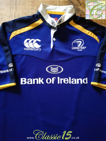 2009/10 Leinster Rugby Training Shirt (XXXL)