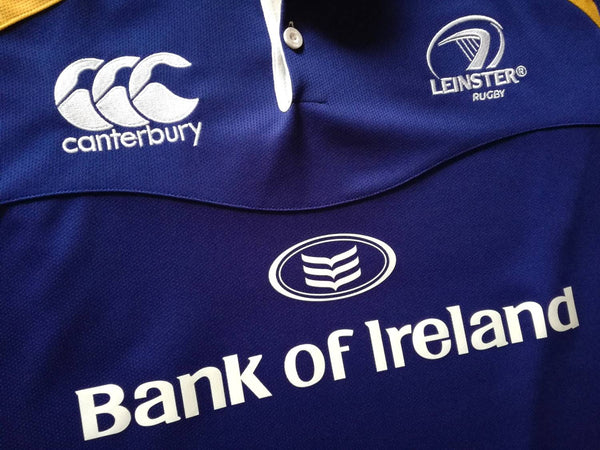 b539b6cb725 2009/10 Leinster Rugby Training Shirt (XXXL)