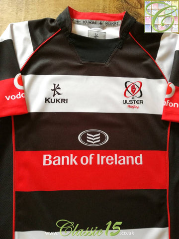 2011/12 Ulster Away Rugby Shirt (L)
