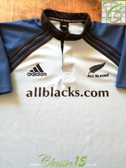 2003/04 New Zealand Rugby Training Shirt (L)