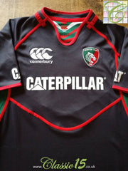 2012/13 Leicester Tigers Pro-Fit Rugby Training Shirt (L)