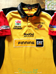 2007/08 Newport Gwent Dragons Away Rugby Shirt (L)