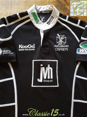 2004/05 Ospreys Home Rugby Shirt (M)