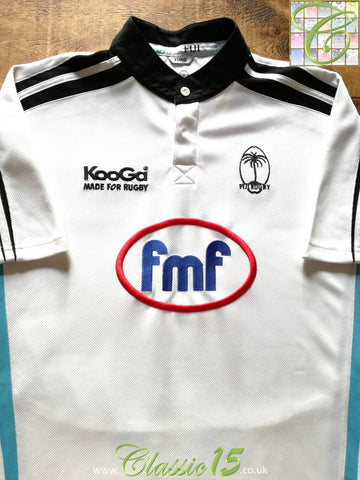 2006/07 Fiji Home Rugby Shirt (S)