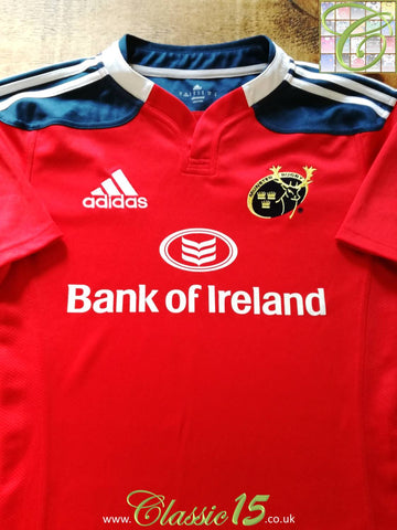 2013/14 Munster Home Rugby Shirt (S)