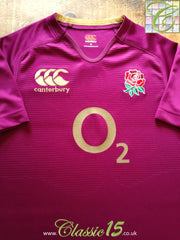 2012/13 England Away Pro-Fit Rugby Shirt (XL)