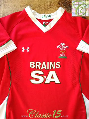 2008/09 Wales Home Rugby Shirt (L)