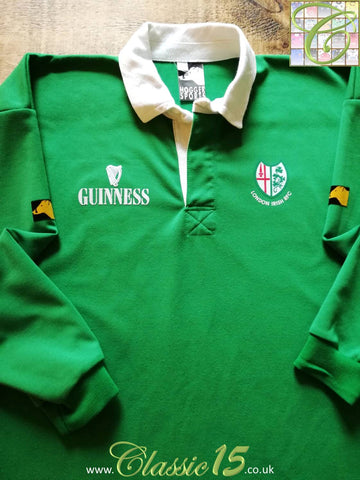 1994/95 London Irish Home Rugby Shirt (L)