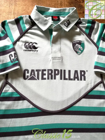 2012/13 Leicester Tigers Away Rugby Shirt (S)