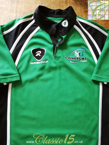 2006/07 Connacht Home Rugby Shirt (M)