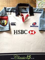 2002 Waratahs Away Super 12 Rugby Shirt (XL)