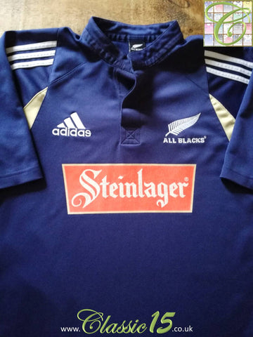 2004/05 New Zealand Rugby Training Shirt (L)