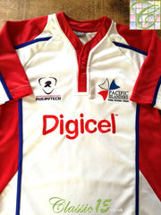 2006/07 Pacific Islanders Home Rugby Shirt (M)