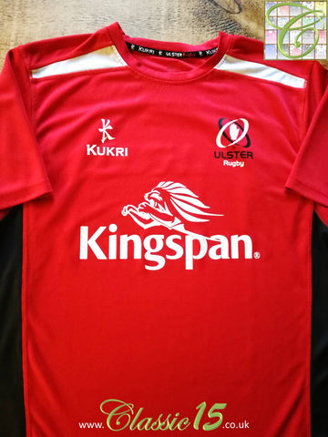 2015/16 Ulster Rugby Training Shirt (L)