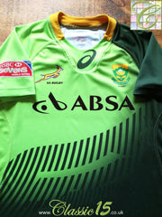 2014/15 South Africa Sevens Rugby Shirt (M)